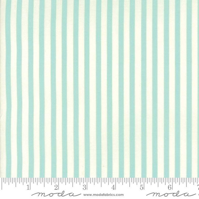 Essentially Yours Stripe Robins Egg 8652 24