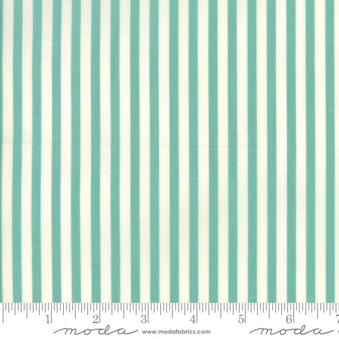 Essentially Yours Stripe Caribbean 8652 80