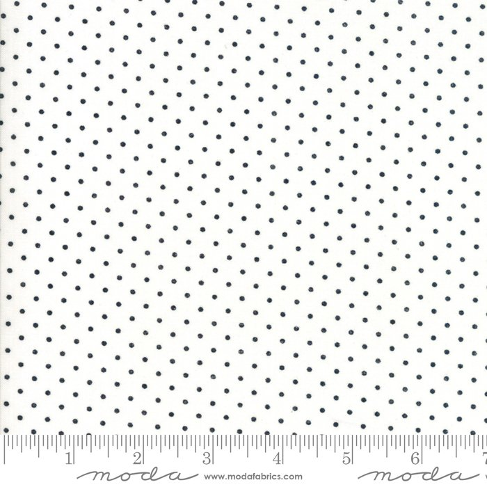 Essentially Yours Dots White Black 8654 57