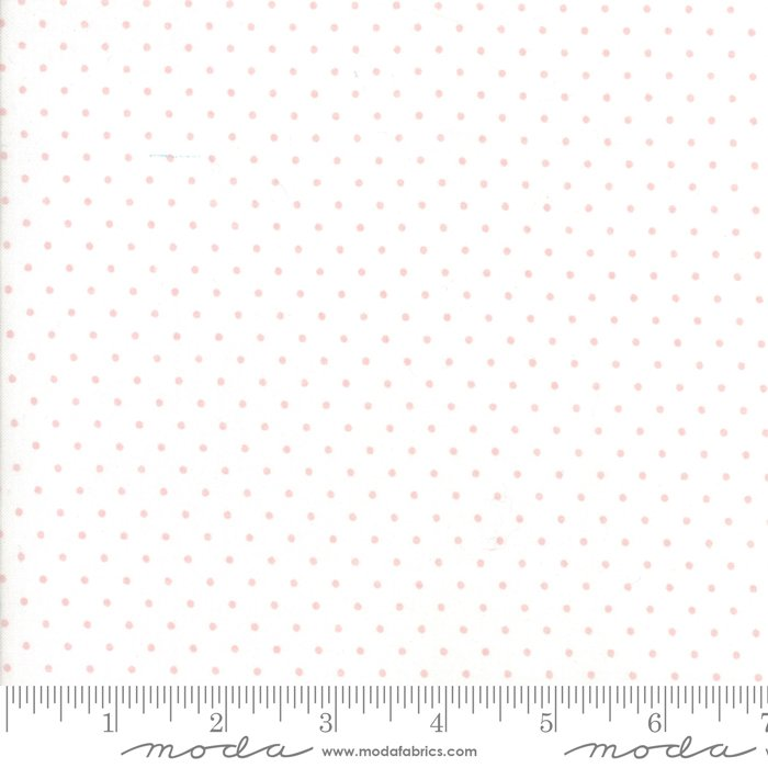 Essentially Yours Dots White Baby Pi 8654 59
