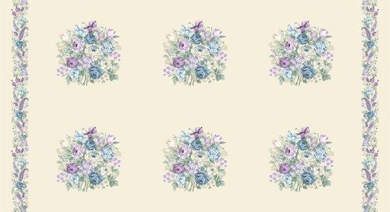 Twilight Garden Panel 8872-44