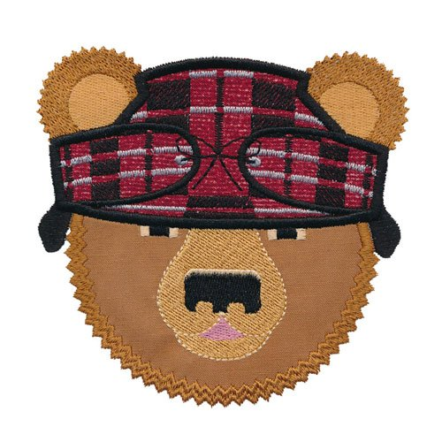 OESD Embroidery Pattern  Lumberjack Life by Cindy Lindgren