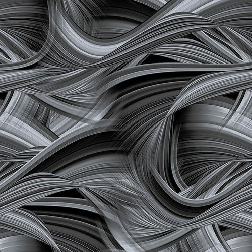 108 Sedona Wave Charcoal Wideback 9537-95