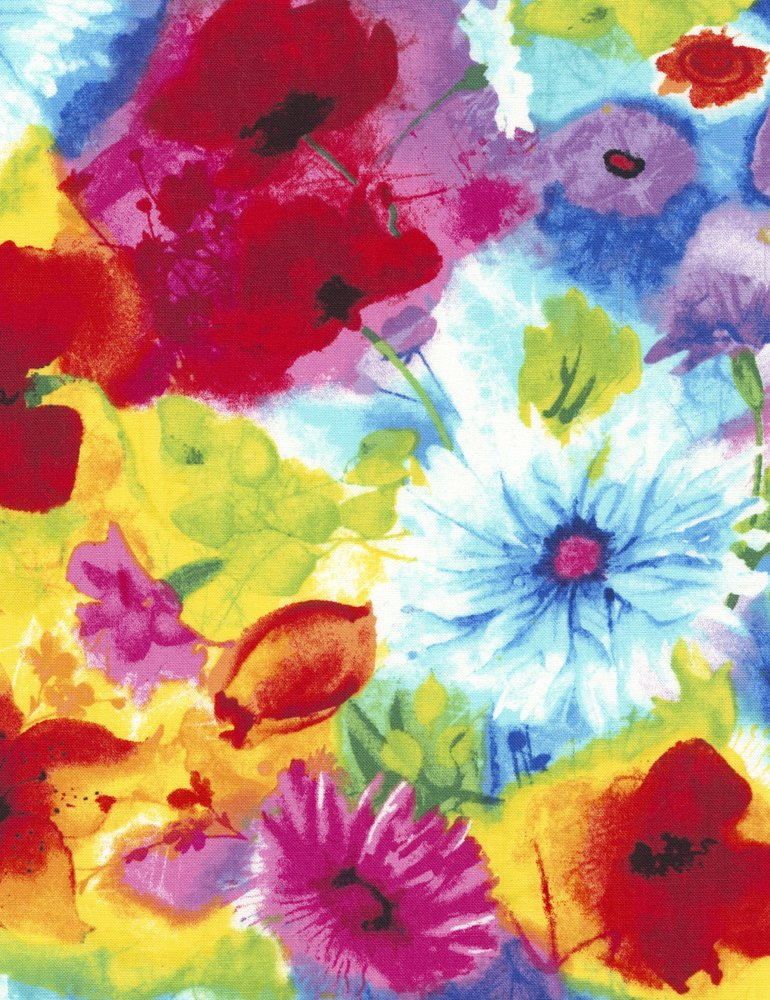 Ambrosia Mixed Floral C4838-Multi