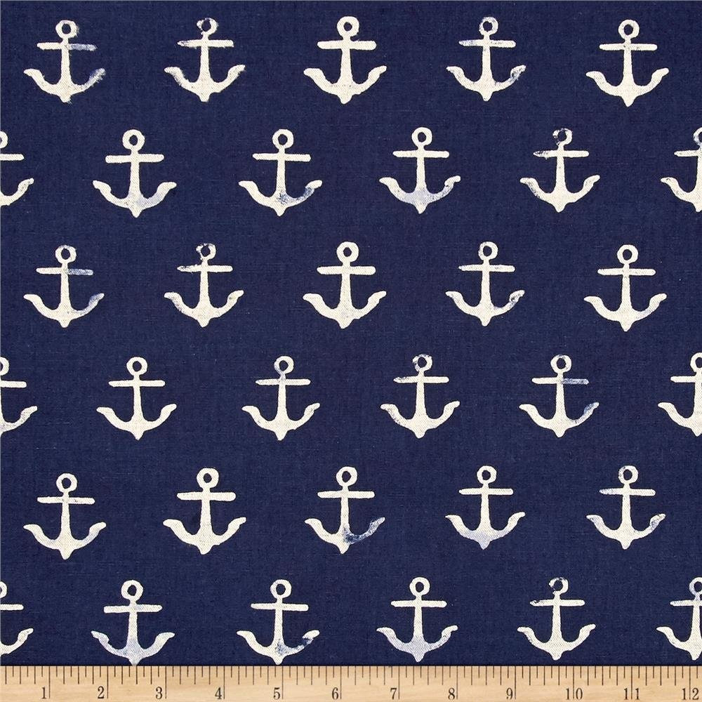 SS Bluebird Anchor Navy C5104-012