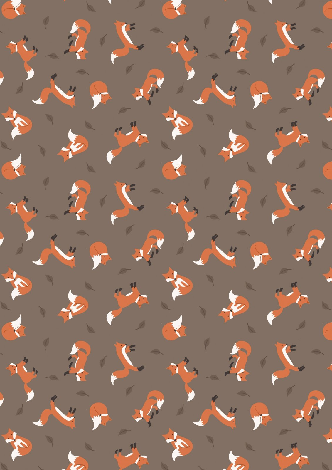 Small Things - Country Creatures - Fox Brown ASM12-2