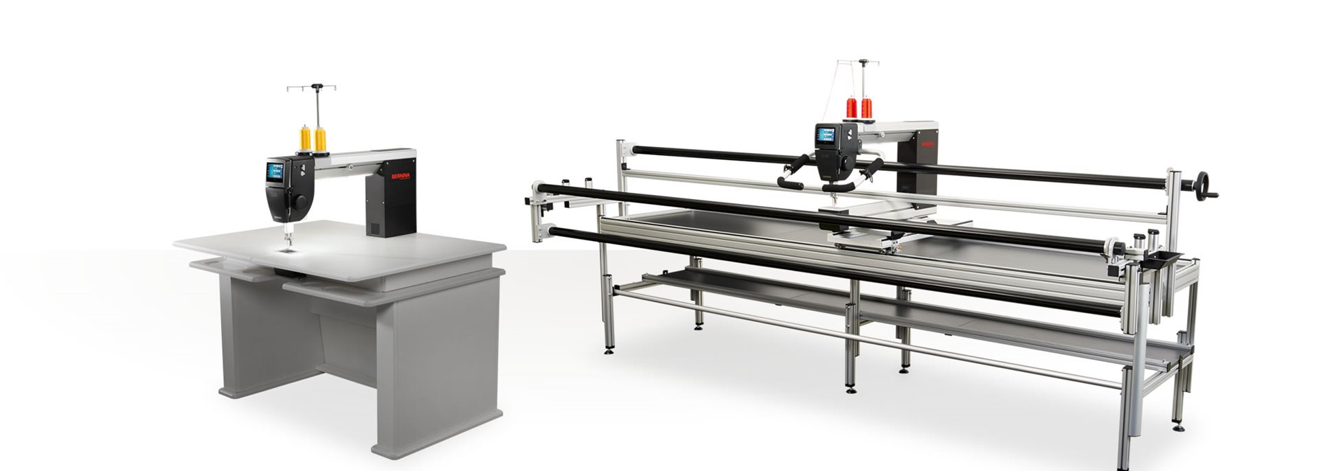 BERNINA & Cupcakes : small long arm quilting machines - Adamdwight.com