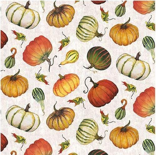 Fall Delight Tossed Pumpkins 1529-41