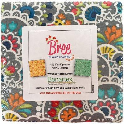 Bree 5x5 Pack