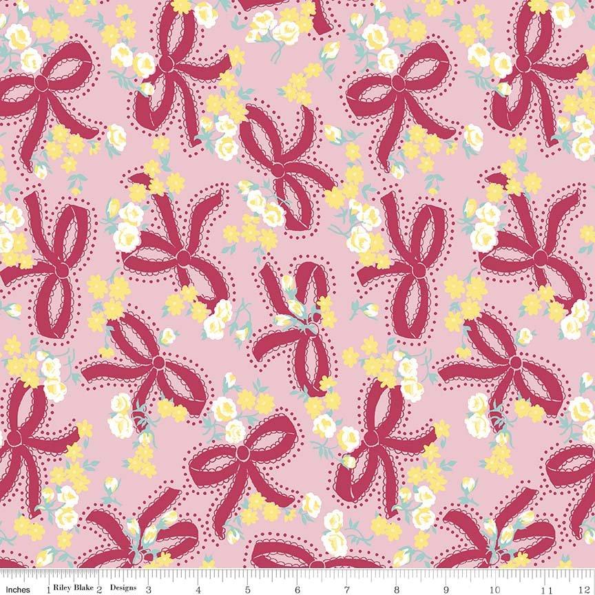 Dainty Darling Bow C5851-Pink
