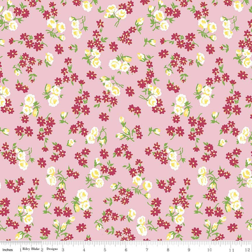 Dainty Darling Daisy C5852-Pink