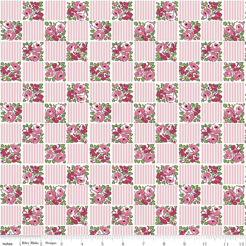 Dainty Darling Square C5854-Pink