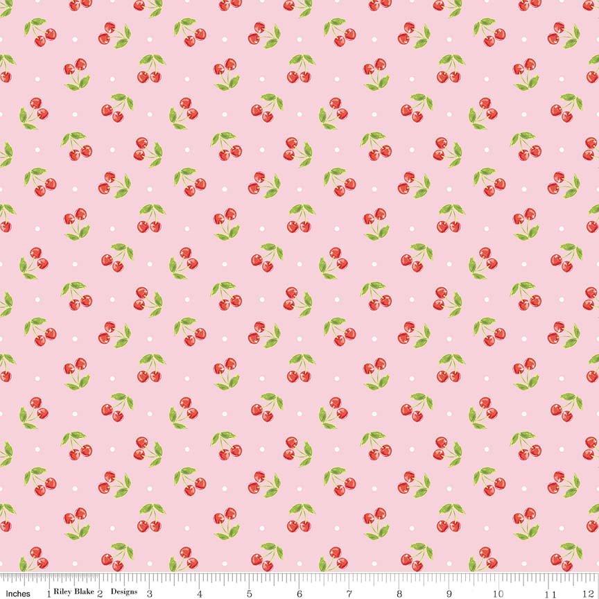 Glamper-Licious Cherries C6313-Pink