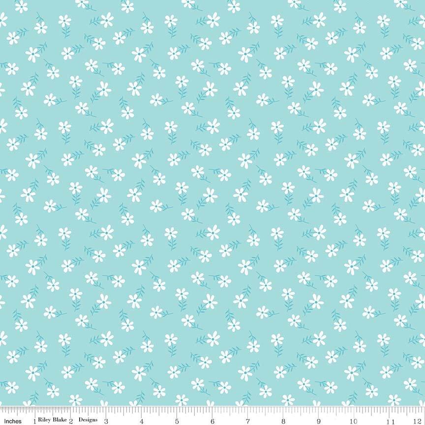 Glamper-Licious Daisy C6315-Aqua