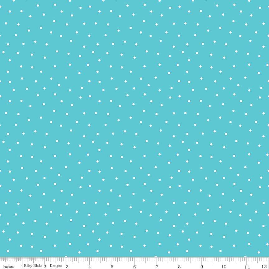 Glamper-Licious Dots C6316-Aqua