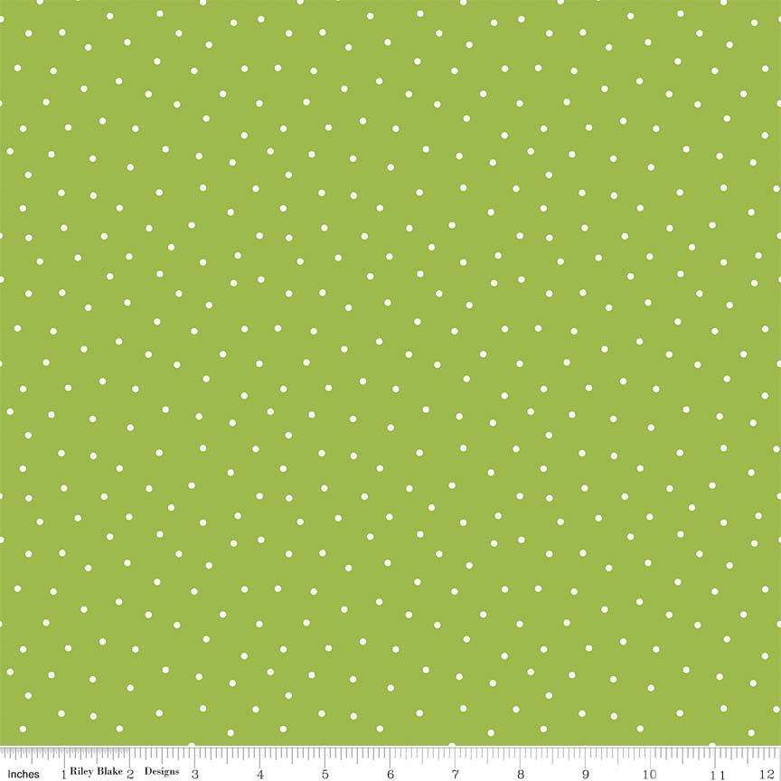 Glamper-Licious Dots C6316-Green