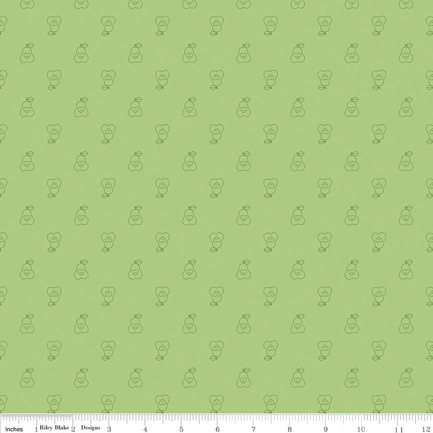 Bee Basics Pear Green C6406-GREEN