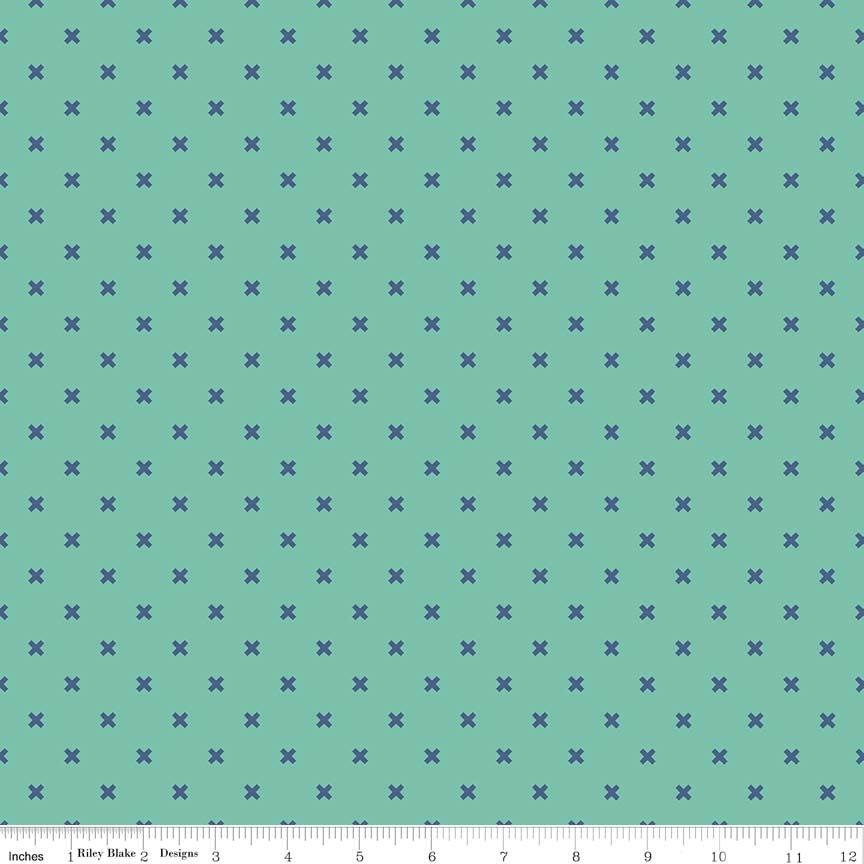 Bee Basics X Teal C6410-TEAL