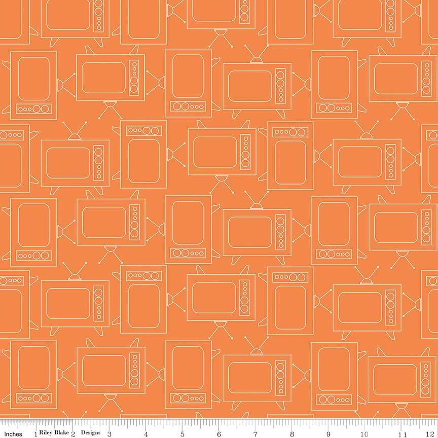 Bee Basics Tv Orange C6411-ORANGE