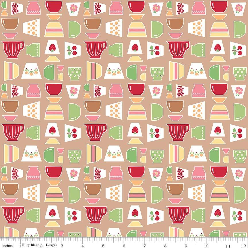 Bake Sale 2 Main Nutmeg - C6980-NUTMEG