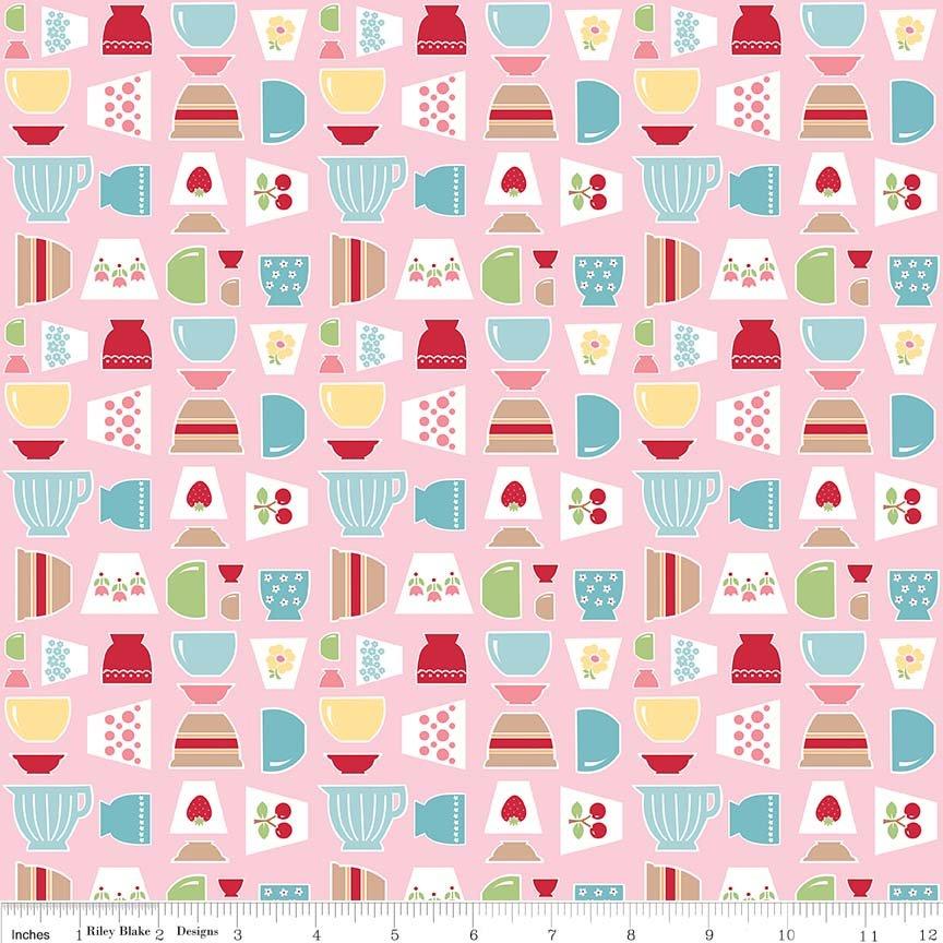Bake Sale 2 Main Pink - C6980-PINK