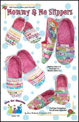 Mommy & Me Slippers