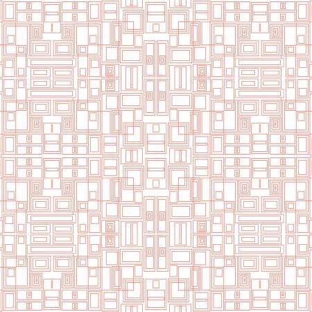 Good Vibes Circuit Board Coral 1639-21-CORAL