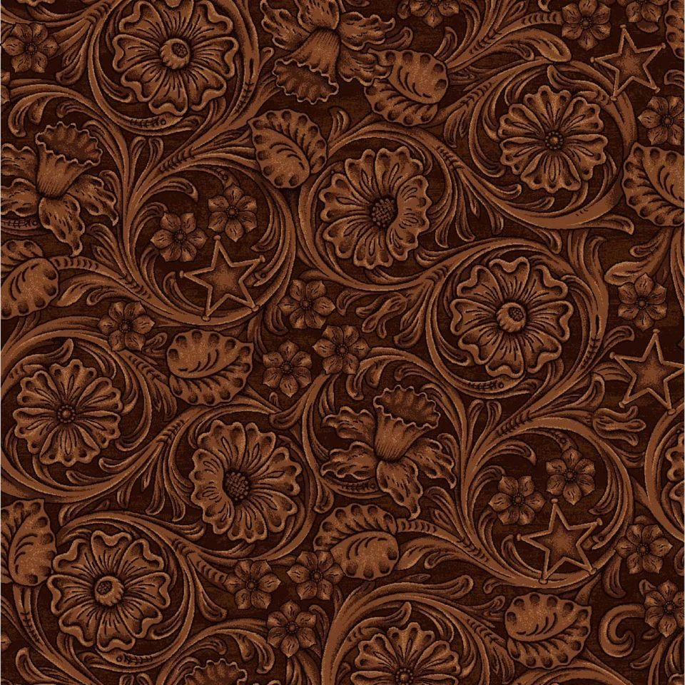Cowgirl Spirit Leather Brown OA-5935802