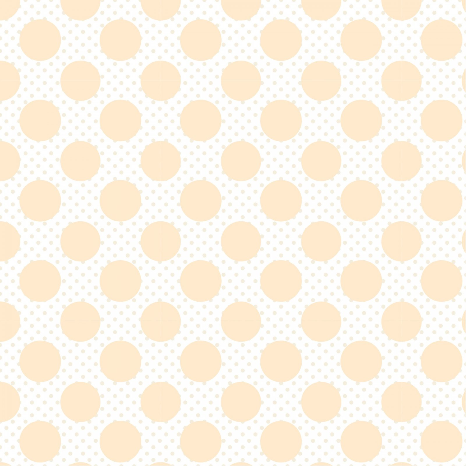 Dots & Poppies - Dots on Dots Yellow