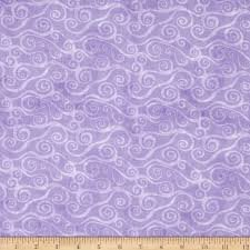 Essentials Swirly Scroll Lavender 39081600