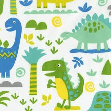 Dino Dinosaur C5601WHITE