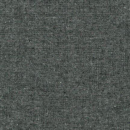 Essex Yarn Dyed Metallic Ebony E105-364