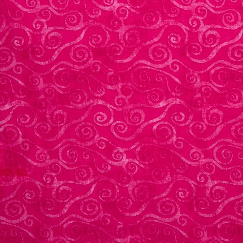 Essentials Swirly Scroll Magenta 39081330