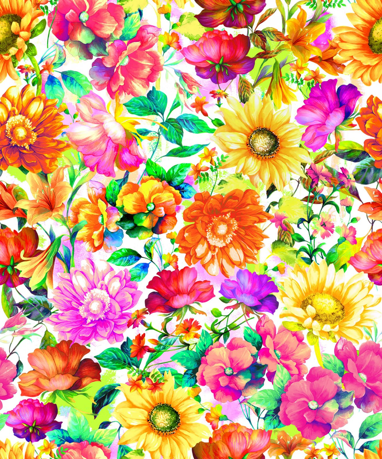 Fantasy Flowers Multi 5919901