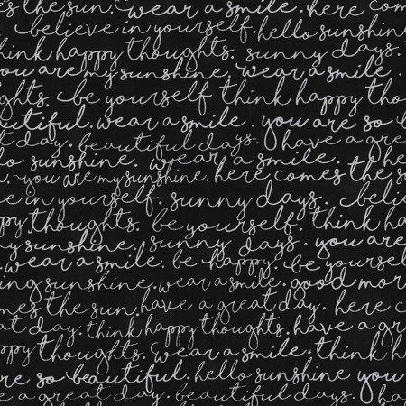 Gail White Script Black C5495B