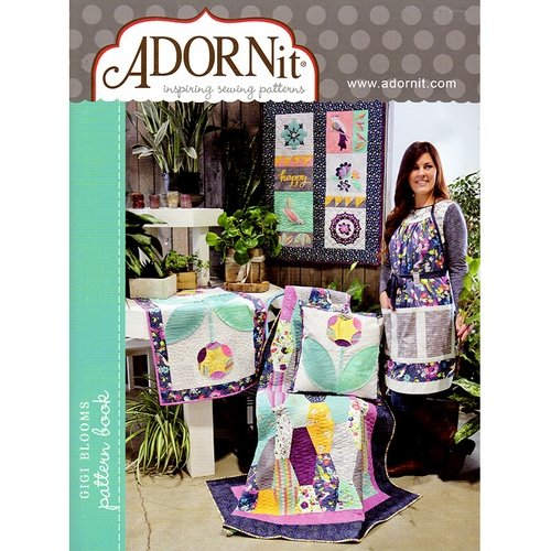 Gigi Blooms Pattern Book