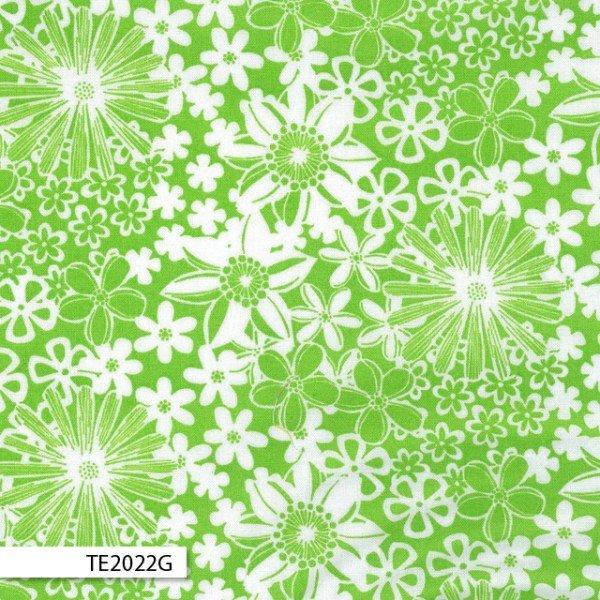 The Linen Cupboard Grace Green TE2022G