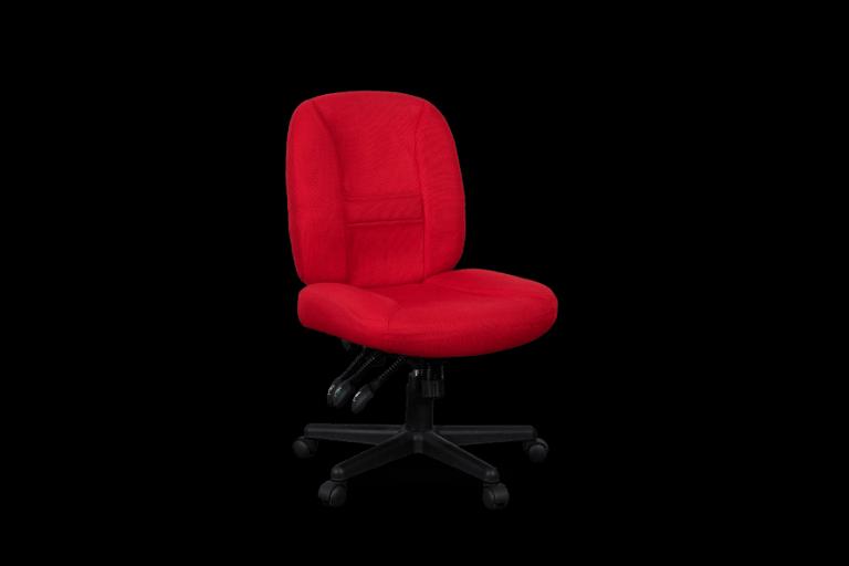 Chair Bernina Red w/Logo New