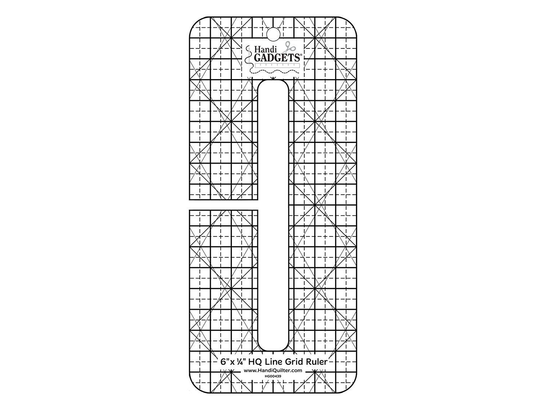 HQ Line Grid 6.5x.25