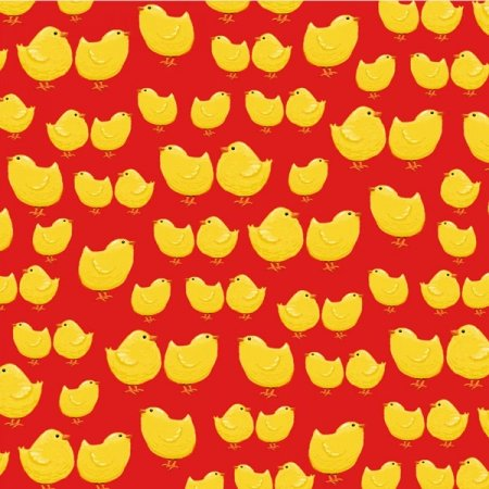 Farm Life Little Chicks red 118488