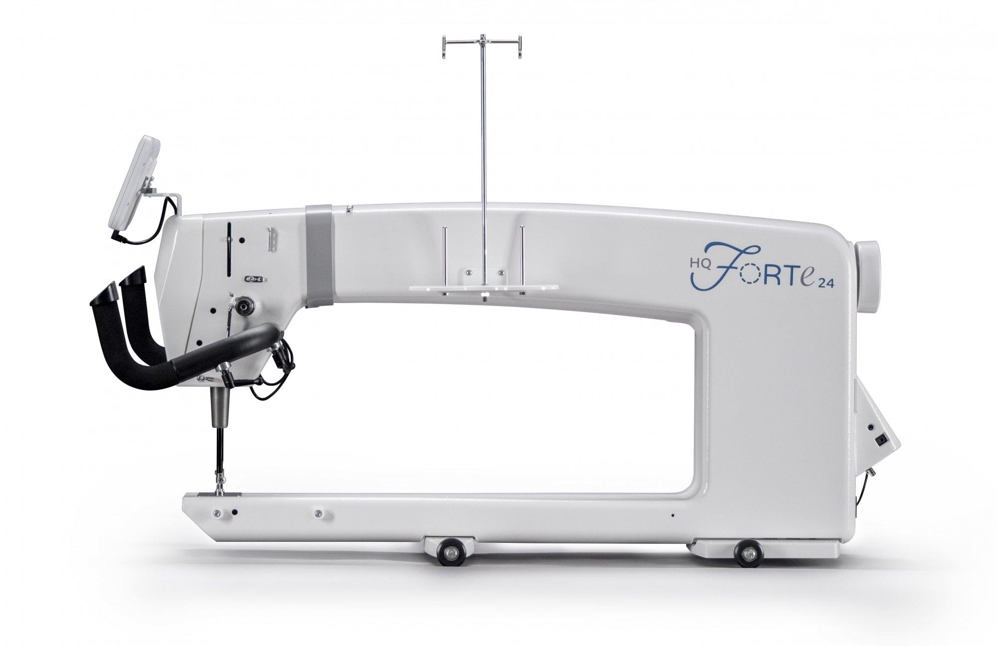 HQ Forte 24-inch Longarm Quilting Machine