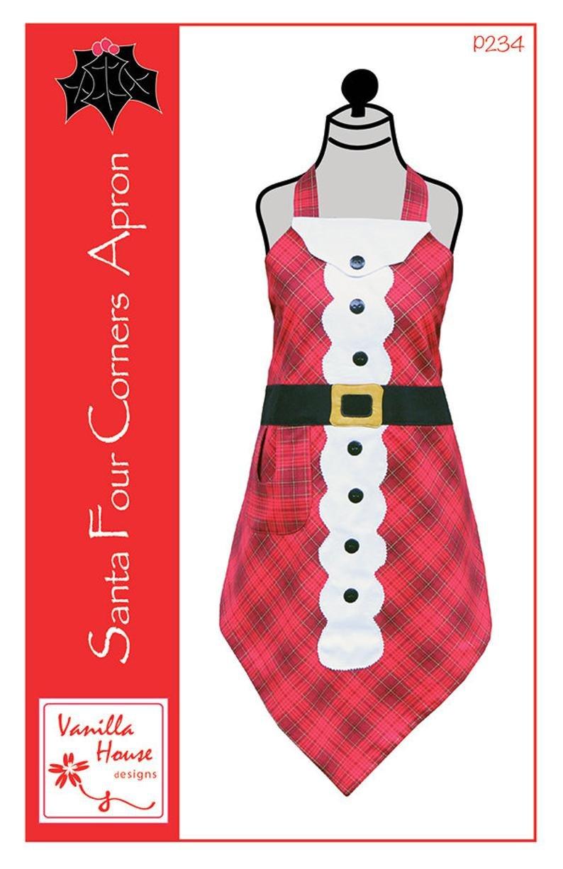Santa Four Corners Apron kit