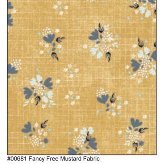 Farmhouse Fields Fancy Free Mustard 00681