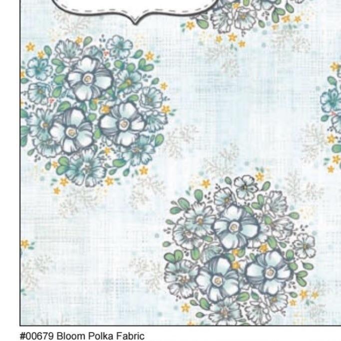 Farmhouse Fields Bloom Polka 00679