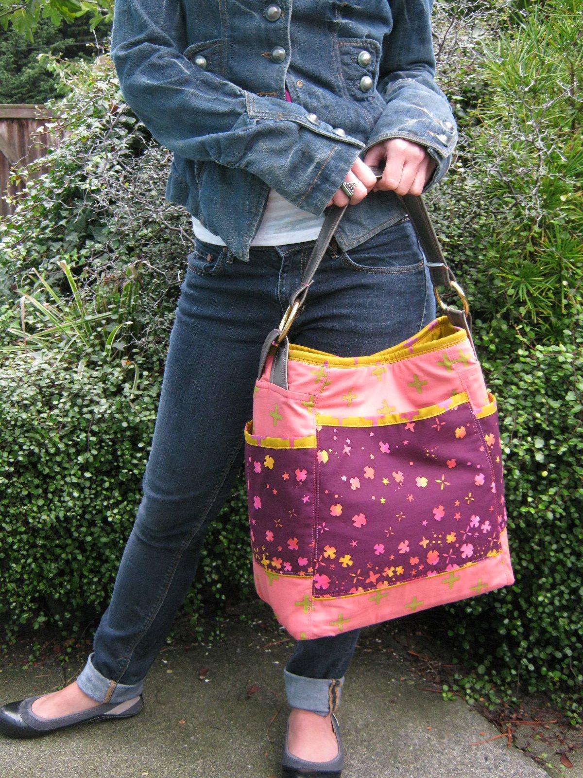 Alison G4 Hobo Bag