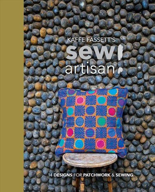 Kaffe Fassett's Sew Artisan! 9780992796860