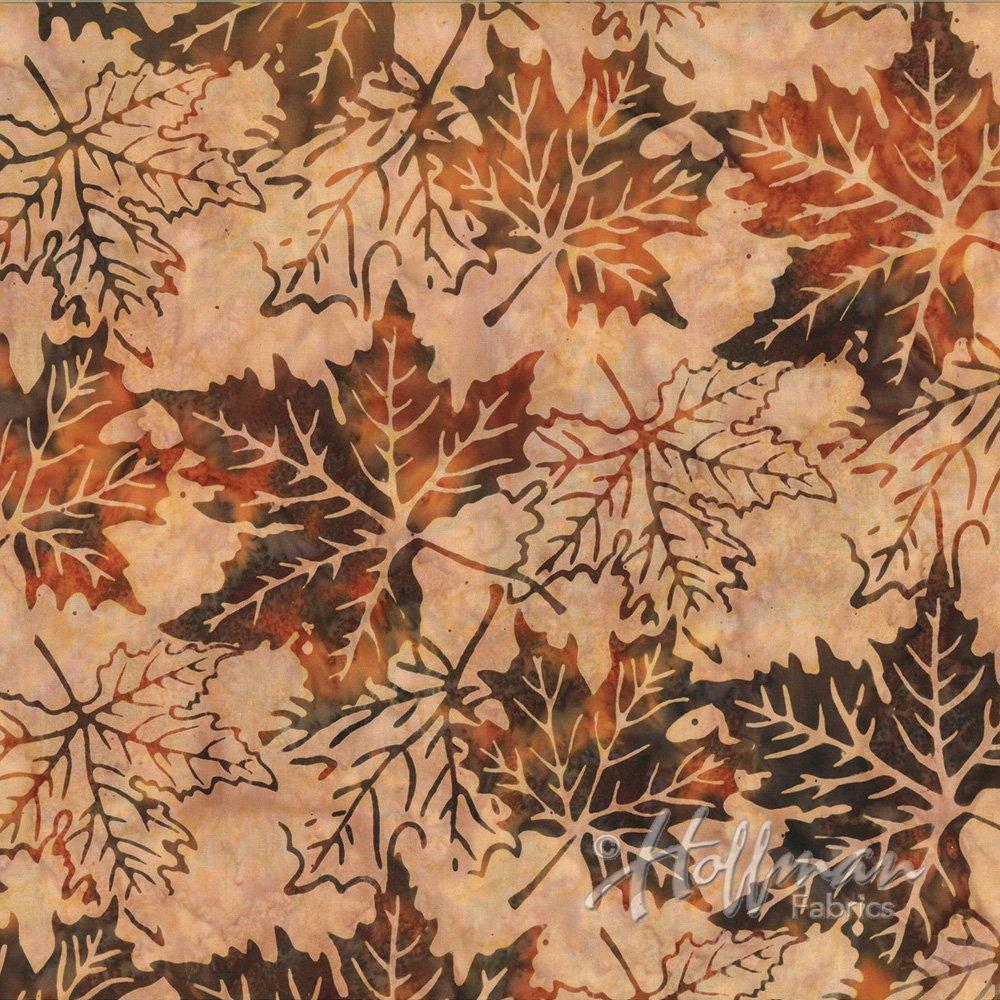 Bali Batik Maple Leaves Desert L2664-193