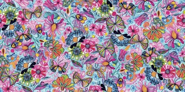 Magic Garden 14646 TURQ