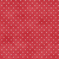 Beautiful Basics Classic Dots Sweet Watermelon 609MR7