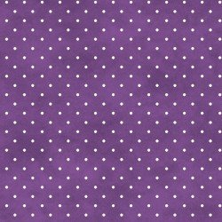 Beautiful Basics Classic Dots Meadow Violet 609MVR2